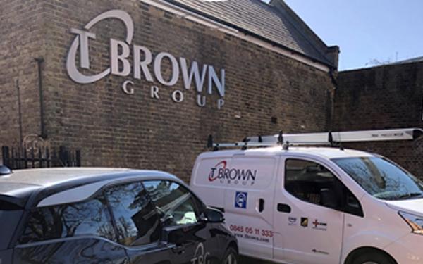 T Brown Group | PartsArena Integration